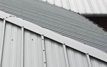 disadvantages of Tullynessle metal roofing